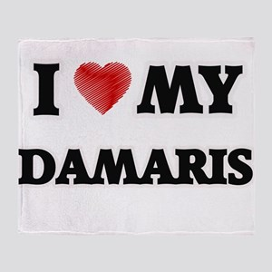 I love my Damaris Throw Blanket